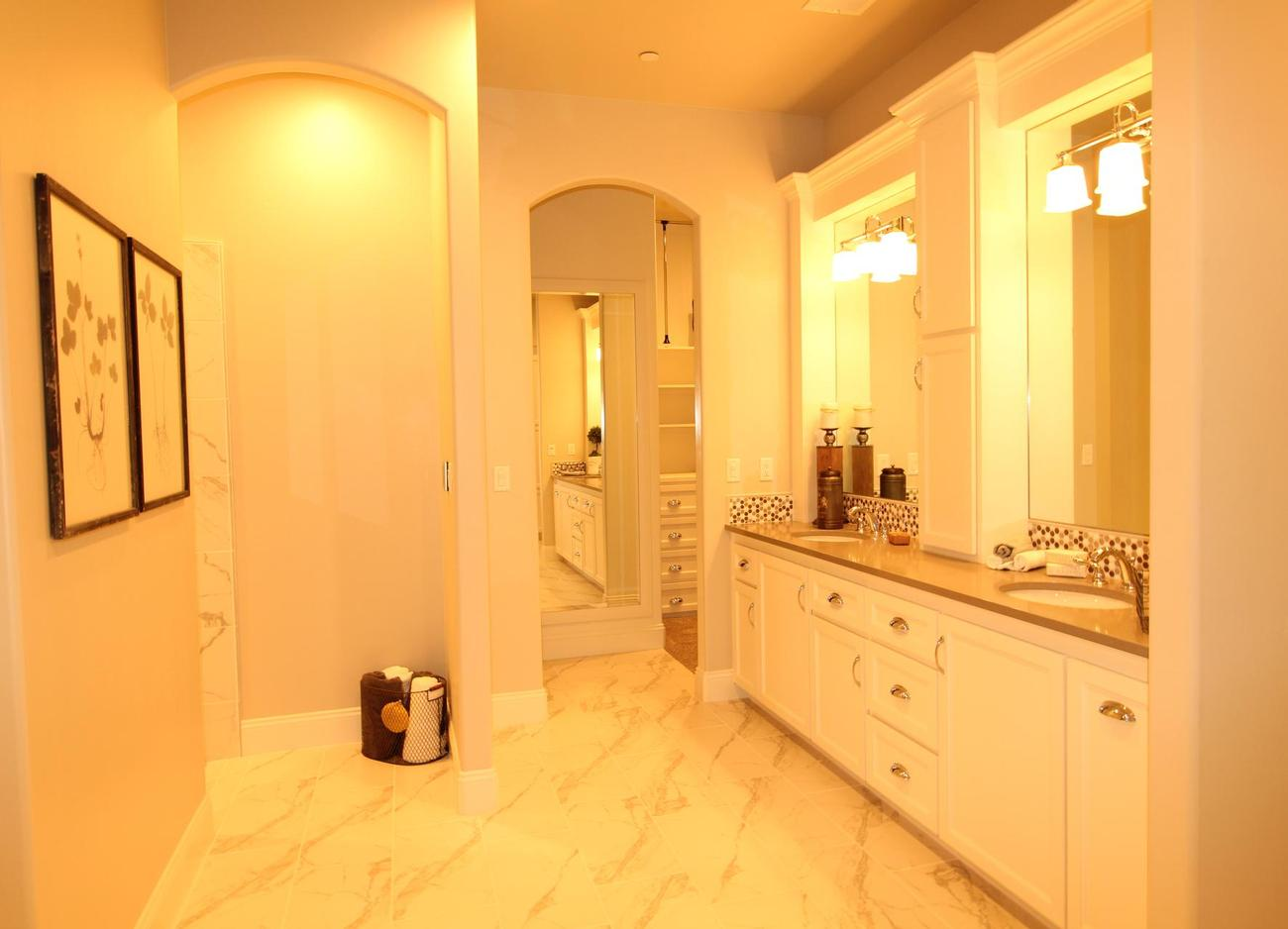 Manorwood Model Master Bathroom